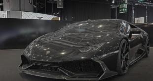 Lamborghini Huracan Jeddah Eddition тюнинг от DMC