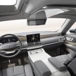 Lincoln Navigator концепт 2016 года