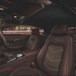 Maserati GranCabrio Sport тюнинг интерьера от Vilner