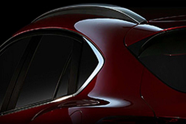 Mazda CX-4 тизер
