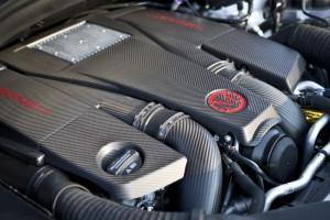 Mercedes-AMG GLE63 тюнинг от Mansory