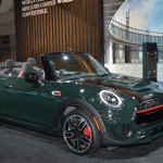 Mini John Cooper Works Convertible 2017