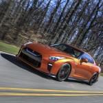 Nissan GT-R 2017 официальное фото