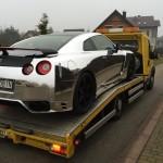 Nissan GT-R ROBIN тюнинг от Carlex Design