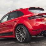 Porsche Macan тюнинг от Prior Design