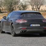 Porsche Panamera Shooting Brake шпионское фото