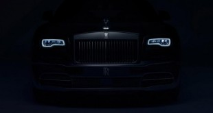 Rolls-Royce Ghost и Wraith Black Badge Edition