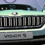 Skoda VisionS концепт