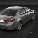 Toyota Corolla 2016 европейская версия
