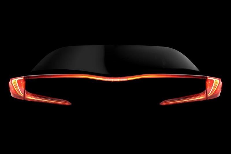 Toyota Prius - тизер новой модели