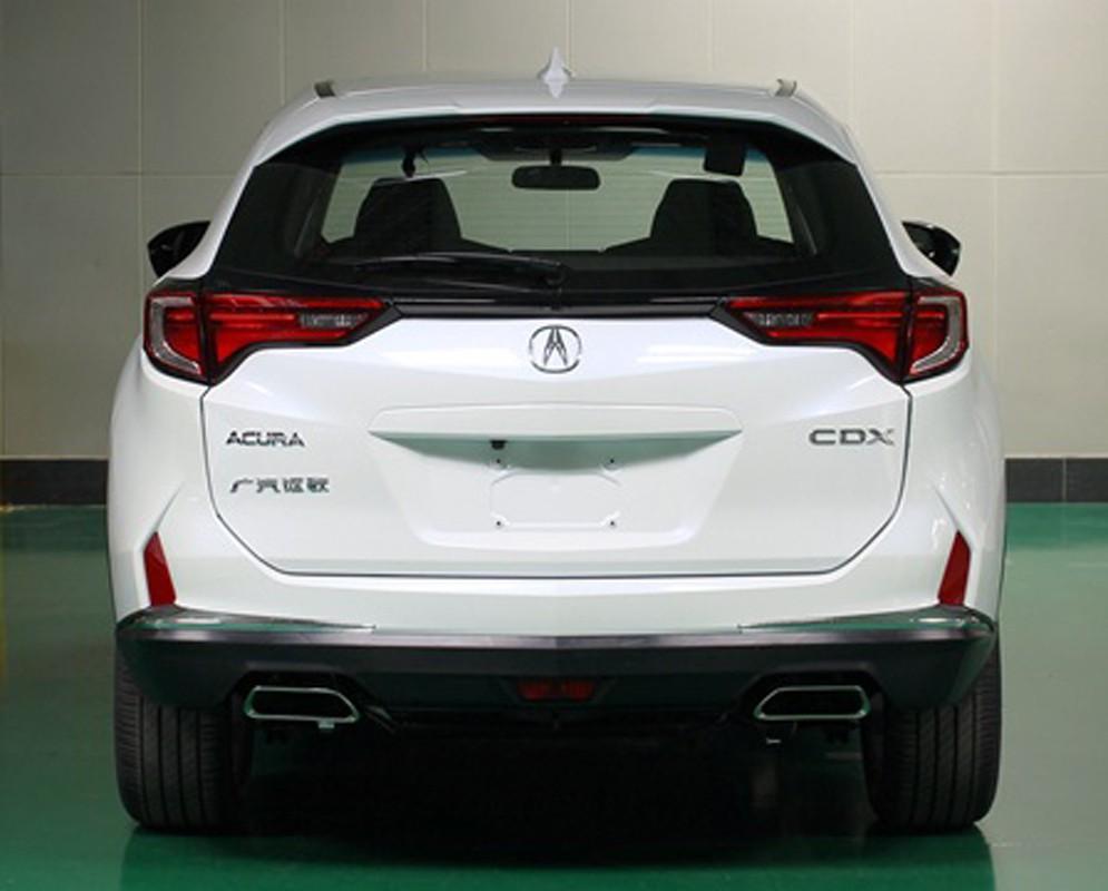 Acura CDX