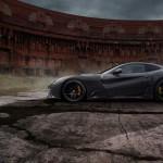 Ferrari F12berlinetta тюнинг Novitec Rosso N-Largo S