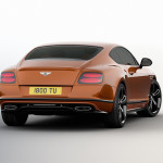 Bentley Continental GT Speed Black Edition 2016