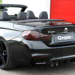 BMW M4 Convertible тюнинг от G-Power