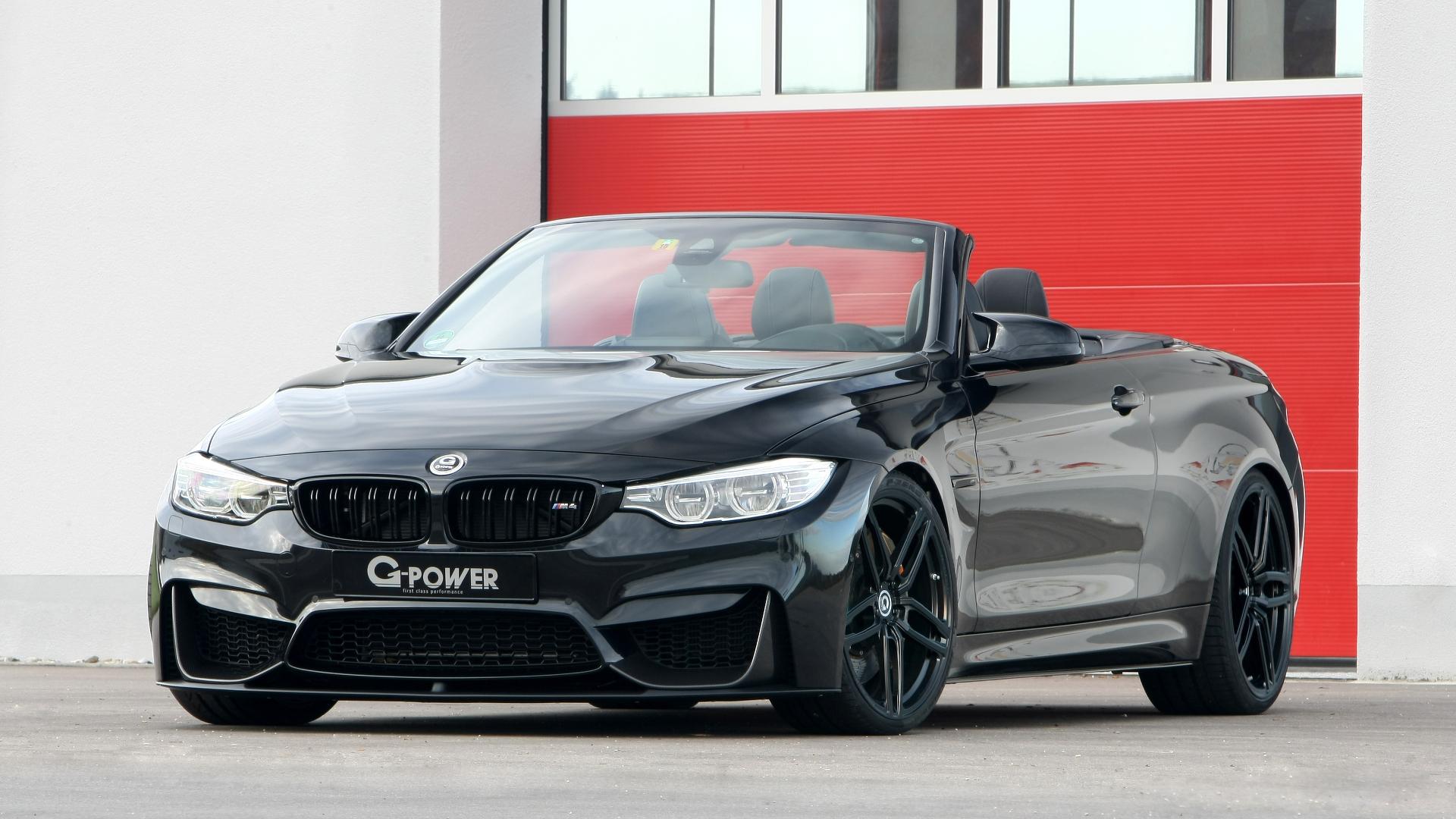 BMW M4 Convertible тюнинг от G-Power