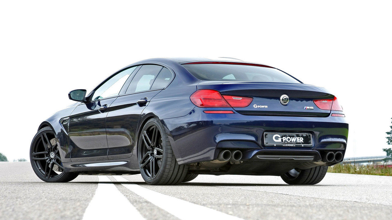 BMW M6 Gran Coupe тюнинг от G-Power