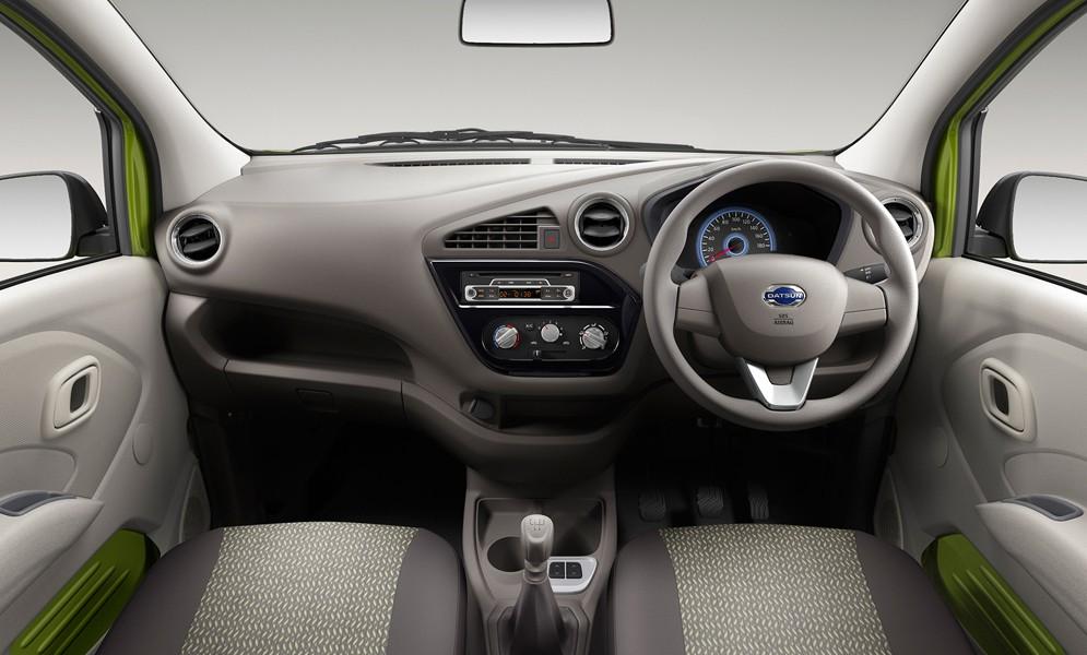 Datsun redi-GO интерьер