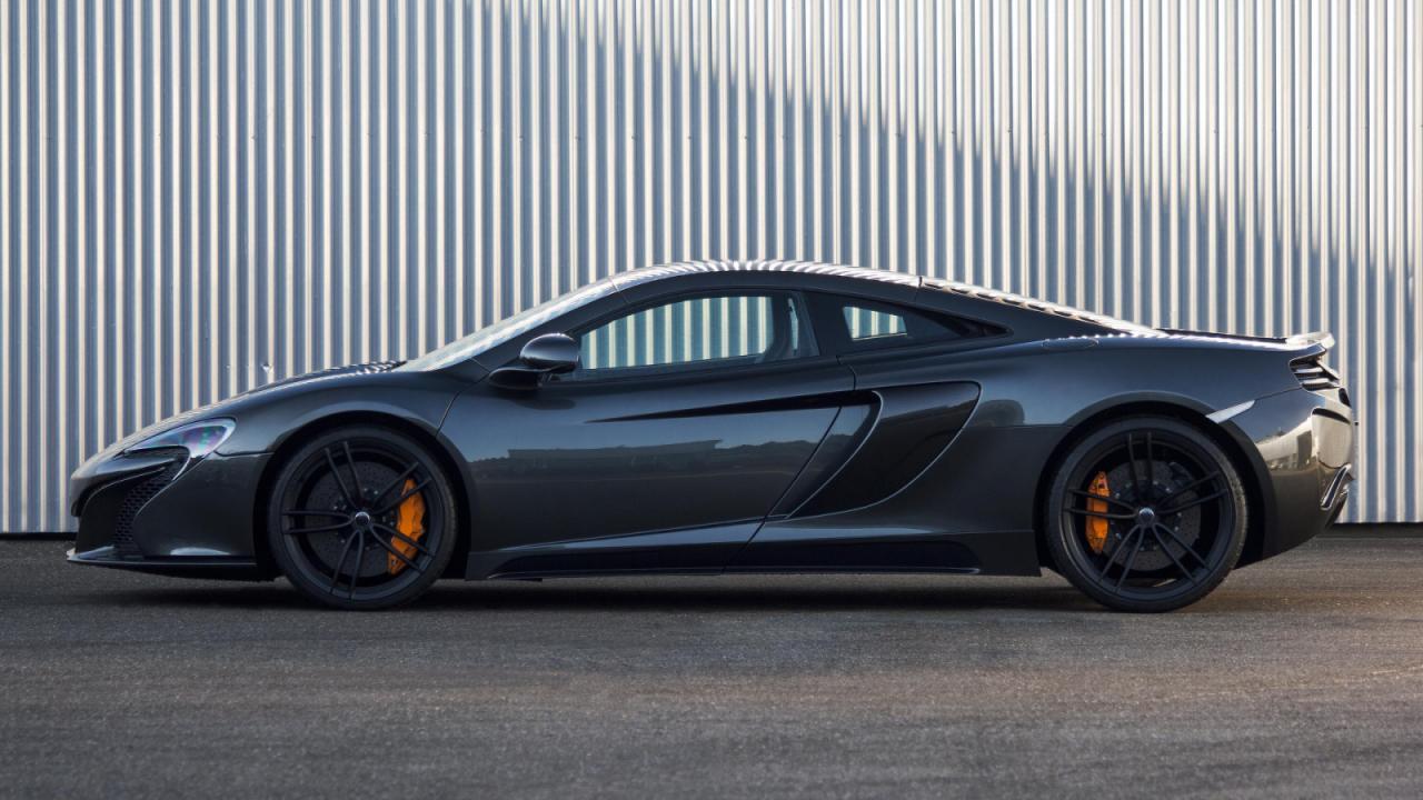 Gemballa GT тюнинг McLaren 650S Gemballa GT