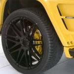 Mercedes-AMG G63 тюнинг от Brabus