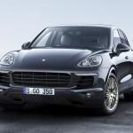 Porsche Cayenne Platinum Edition