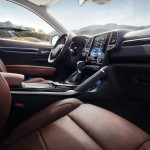 Renault Koleos 2016 официальное фото интерьера