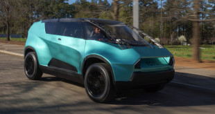 Toyota uBox электрический концепт для молодежи