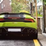 Lamborghini Huracan тюнинг от Duke Dynamics