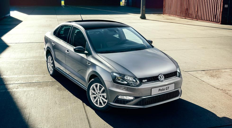 Продажи VW Polo на русском рынке летом увеличились на35%