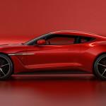 Aston Martin Vanquish Zagato концепт