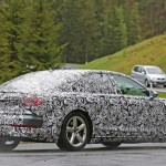 Audi A8 2018 шпионское фото