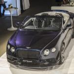 Bentley Continental GT Speed 2017