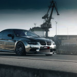 Chromed BMW M3 Coupe (E92) тюнинг от Fostla