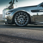Chromed BMW M3 Coupe (E92) тюнинг от Fostla