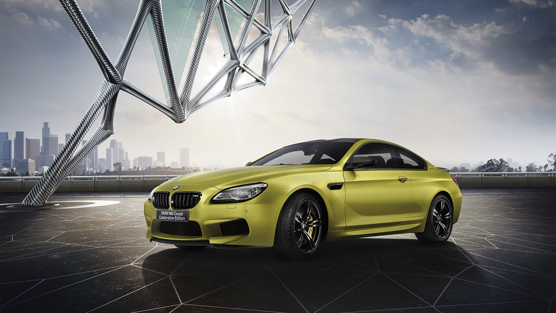 BMW M6 Coupe Celebration Edition