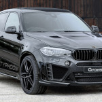BMW X6 M Typhoon тюнинг от G-Power