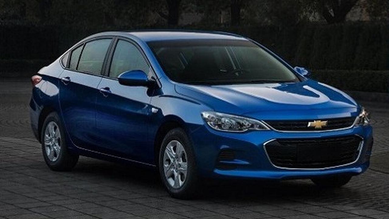 Chevrolet Cavalier 2016