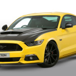 Ford Mustang тюнинг от Sutton
