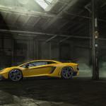 Lamborghini Aventador Superveloce тюнинг от Novitec Torado