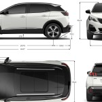 Peugeot 3008 2017 модельного года официальное фото
