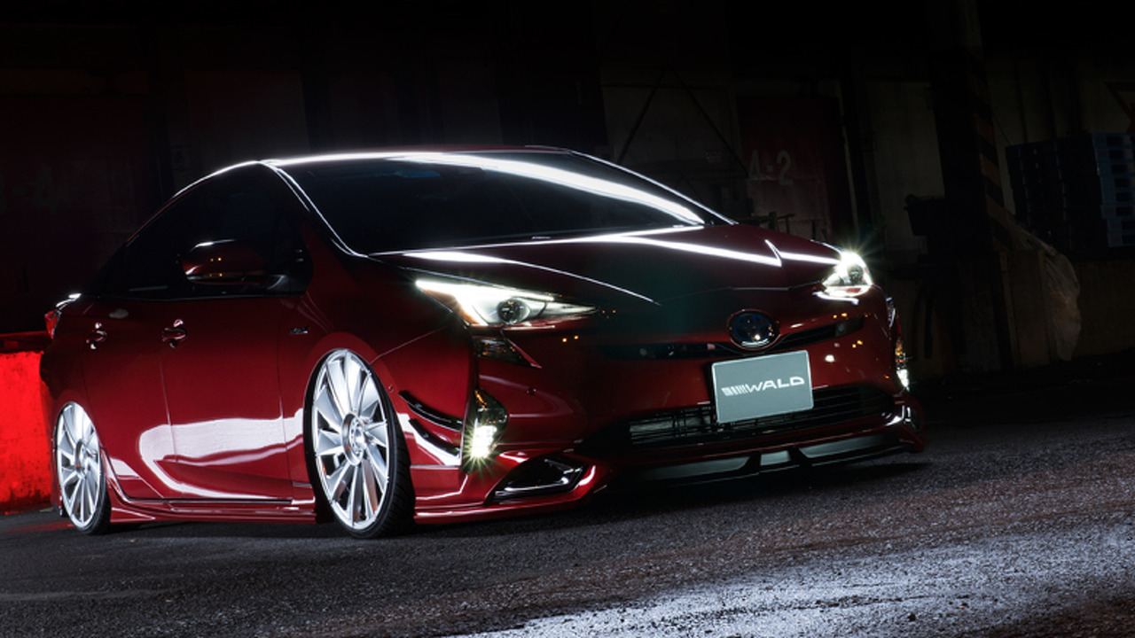 Toyota Prius тюнинг от Wald International
