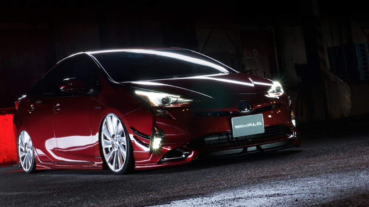 Toyota Prius тюнинг от Wald International