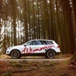 Volkswagen Touareg тюнинг от Wimmer