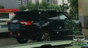 Changan CS95