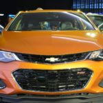 Chevrolet Cruze 2017 хэтчбек