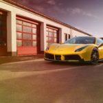 Ferrari 488 GTB тюнинг от Novitec Rosso