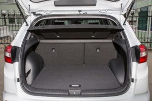 Hyundai Creta официальное фото интерьера