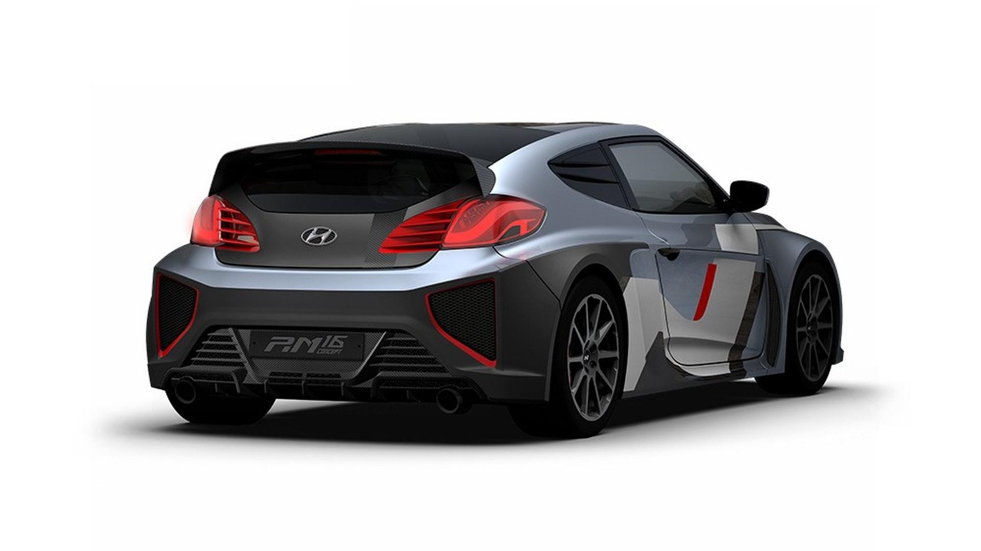 Hyundai RM16 N концепт