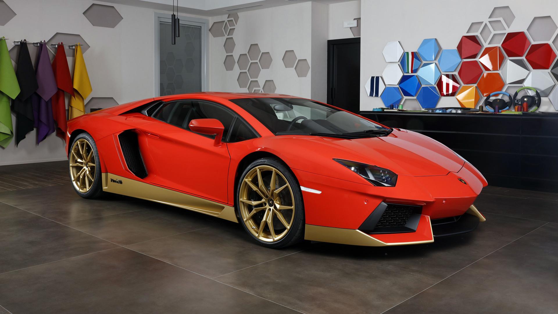 Lamborghini Miura Homage