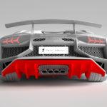 Lamborghini Aventador Superveloce тюнинг от Vitesse AuDessus