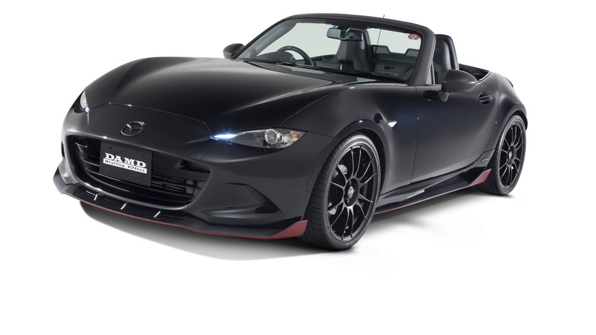Mazda MX-5 Miata Dark Knight тюнинг от DAMD